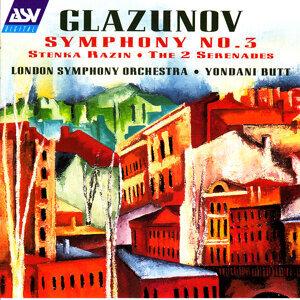 Glazunov: Symphony No. 3; Stenka Razin; The 2 Serenades