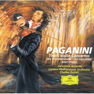 Paganini: The 6 Violin Concertos - 3 CD's