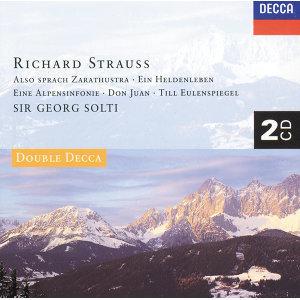 Strauss, R.: Ein Heldenleben; Also Sprach Zarathustra; Don Juan, etc. - 2 CDs