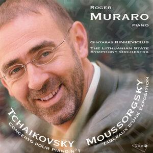 Tchaikovsky: Concerto pour piano et orchestre n° 1 / /Moussorgsky: Les tableaux d'une exposition