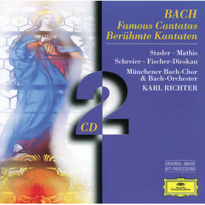 Bach, J.S.: Famous Cantatas - 2 CD's