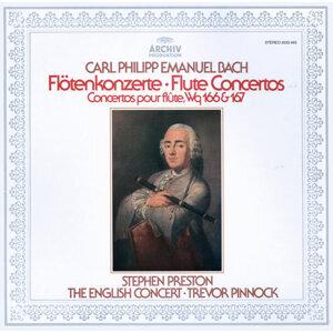 Bach, C.P.E.: Flute Concertos Wq 166 & 167