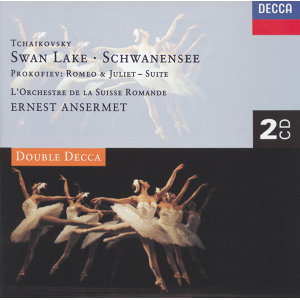 Tchaikovsky: Swan Lake / Prokofiev: Romeo and Juliet - 2 CDs