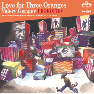 Prokofiev: Love for Three Oranges - 2 CDs