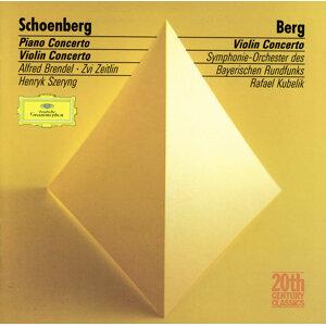 Schoenberg: Piano Concerto / Berg: Violin Concerto