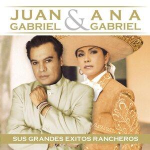 Cantan A Mexico - Juan Gabriel Y Ana Gabriel