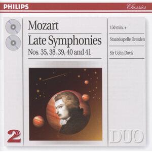 Mozart: Symphonies Nos.35, 38, 39, 40 & 41 - 2 CDs