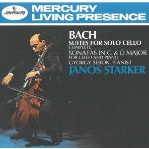 Bach, J.S.: Suites for Solo Cello/2 Cello Sonatas - 2 CDs