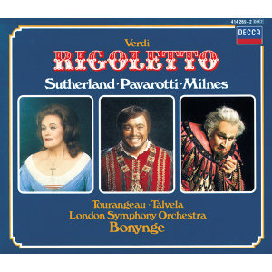 Verdi: Rigoletto - 2 CDs