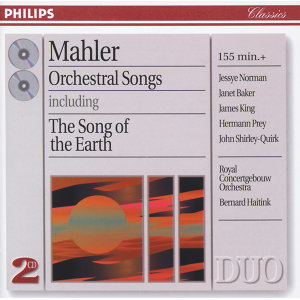 Mahler: Orchestral Songs - 2 CDs