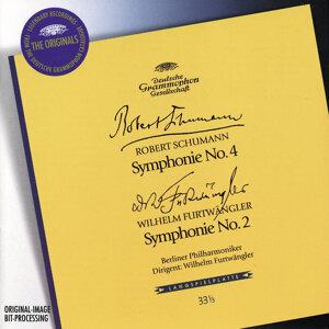 Schumann: Symphony No.4 / Furtwängler: Symphony No.2 - 2 CDs