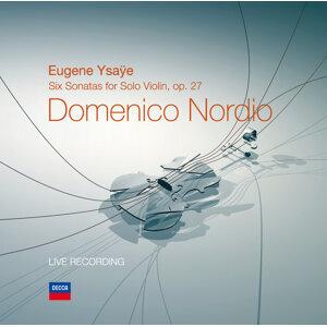 Sei sonate per violino solo, op. 27
