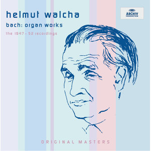 Bach: Organ Works / The 1947 - 1952 Recordings - 10 CDs
