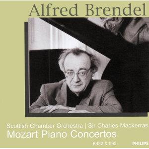 Mozart: Piano Concertos Nos.22 & 27