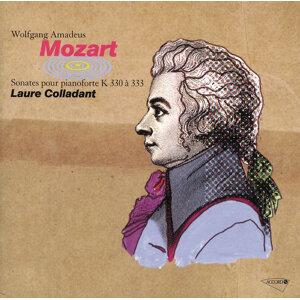 Mozart: Sonates pour pianoforte K 330-333