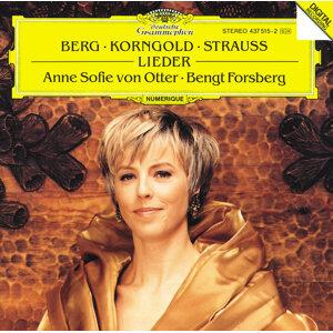 Berg / Korngold / R. Strauss: Lieder