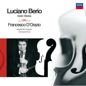Berio: Violin Music
