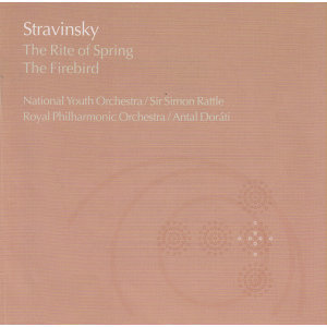 Stravinsky:The Rite of Spring/The Firebird