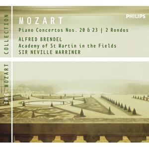 Mozart: Piano Concertos Nos.20, 23 & Concert Rondos