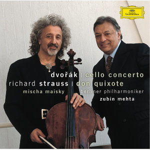 Dvorák: Cello Concerto / Strauss, R.: Don Quixote