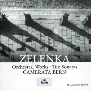 Jan Dismas Zelenka: The Orchestral Works - 5 CDs
