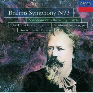 Brahms: Symphony No.3; St. Antoni Variations/Dvorak ; Carnival Overture