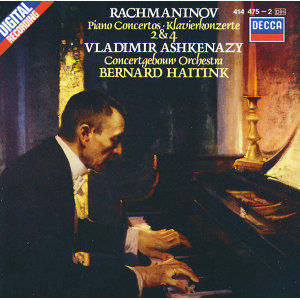 Rachmaninov: Piano Concertos Nos.2 & 4