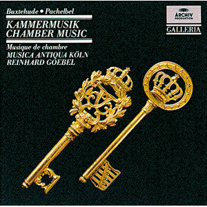 Buxtehude & Pachelbel Chamber Music