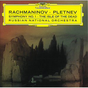 Rachmaninov: Symphony No.1; The Isle of Dead