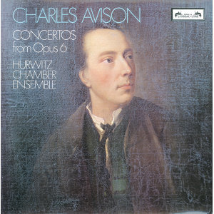 Avison: 6 Concertos from Op.6
