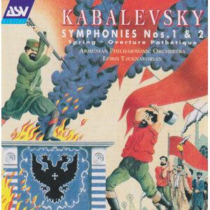 Kabalevsky: Symphonies 1 & 2