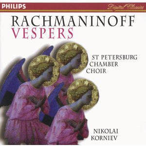 Rachmaninov: Vespers (All-Night Vigil), Op.37