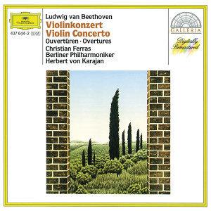 Beethoven: Violin Concerto; Overtures