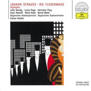 Johann Strauss: Die Fledermaus (Highlights)
