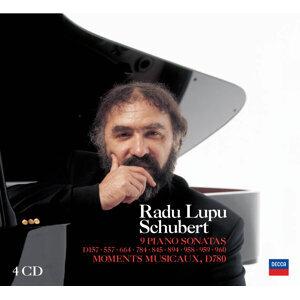 Radu Lupu plays Schubert - 4 CDs