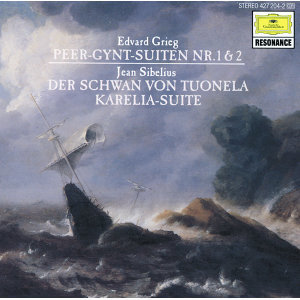 Grieg: Peer Gynt Suite No.1 & 2