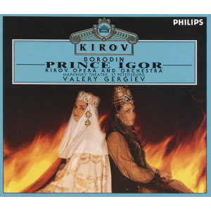 Borodin: Prince Igor - 3 CDs