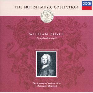 Boyce: Symphonies Nos. 1-8