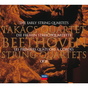 Beethoven: The Early Quartets - 2 CDs