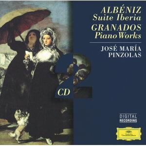Albéniz: Suite Iberia / Granados: Piano Works - 2 CDs