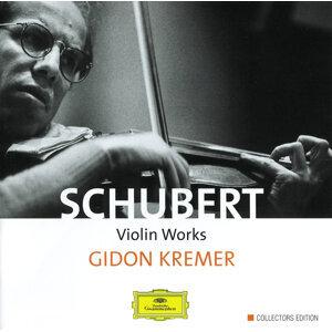 Schubert: Violin Works - 4 CD's