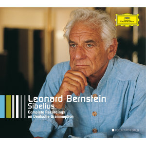 Sibelius: Complete Recordings on Deutsche Grammophon - 3 CDs