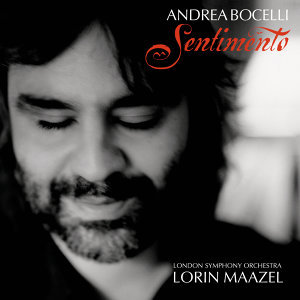 Andrea Bocelli - Sentimento - International/US version