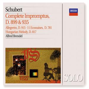 Schubert: Complete Impromptus, D899 & D935; 11 Ecossaises, &c