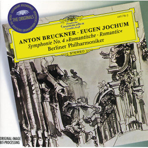 "Bruckner: Symphony No.4 ""Romantic"" / Sibelius: Night Ride and Sunrise"