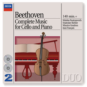 Beethoven: Complete Music for Cello and Piano - 2 CDs