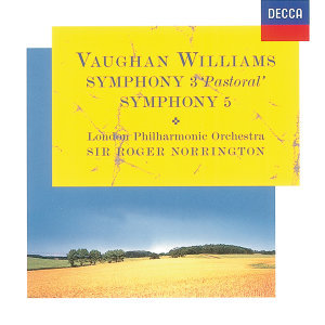 Vaughan Williams: Symphonies Nos.3 & 5