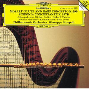 Mozart: Flute & Harp Concerto K.299; Sinfonia concertante K.297b