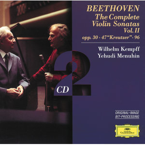 Beethoven: The Complete Violin Sonatas Vol.II - 2 CD's