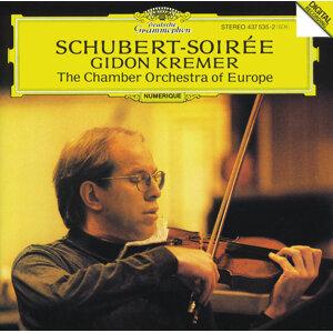 シューベルト:ヴァイオリンと管弦楽のためのポロネーズ、他 (Schubert Soirée)